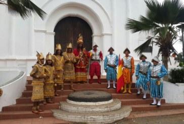 Danza de Montezuma Pariteña